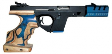 Walther Sportpistole GSP EXPERT kal. 32 S&W long