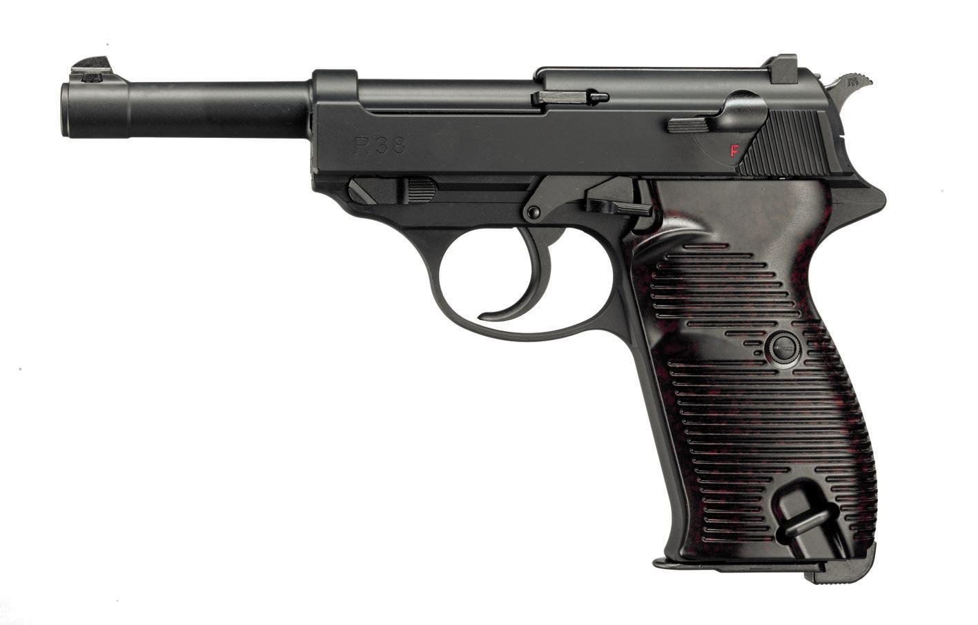 Pistola Semiautom 225 Tica Walther P38 Taringa
