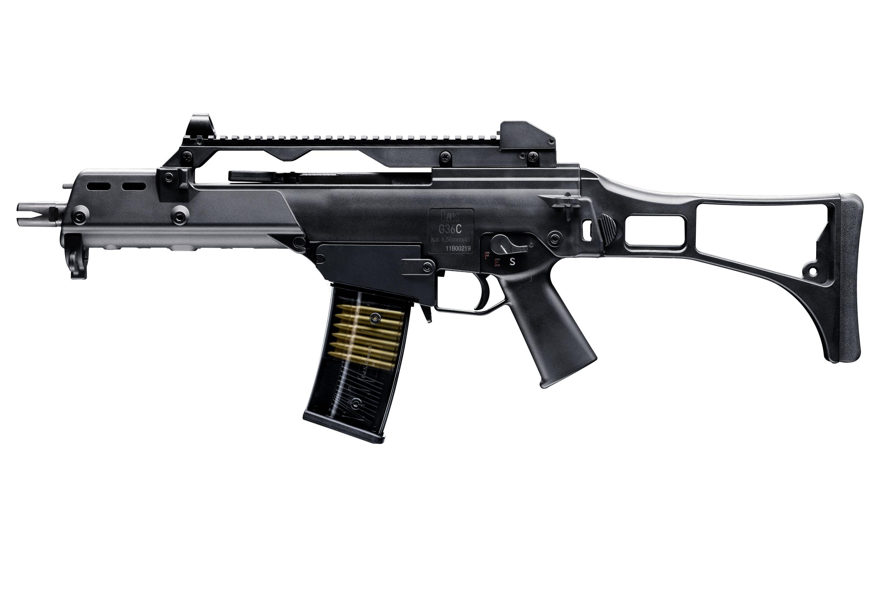 Amann Waffen Airsoft Heckler Amp Koch G36 C Airsoft Gas